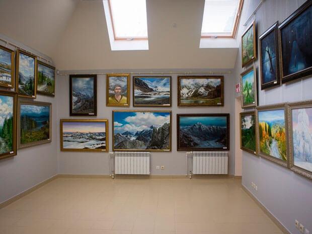 Музей Константина Васильева в Казани