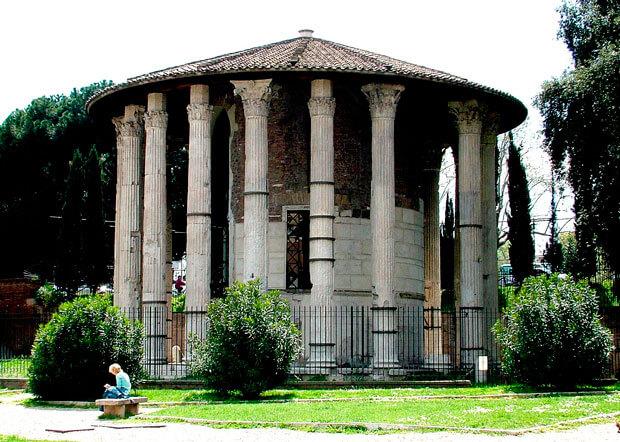 Храм Весты