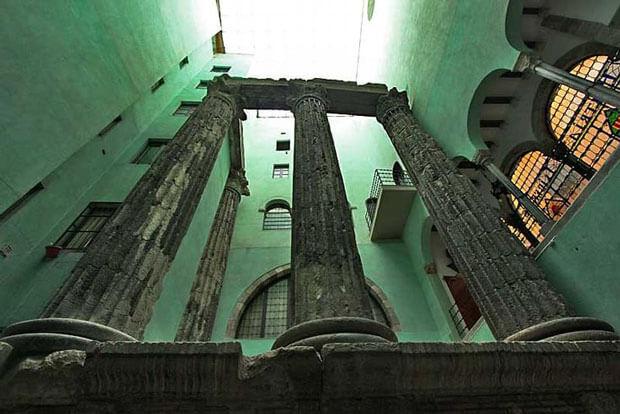 10 самых древних мест Старой Барселоны