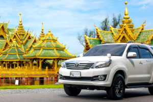 Аренда автомобиля в Таиланде