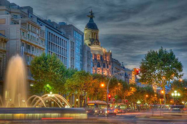 Барселона под особым углом, или о чём молчат путеводители