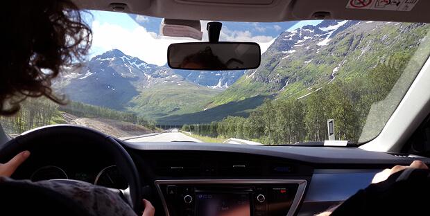 Аренда авто в Финляндии