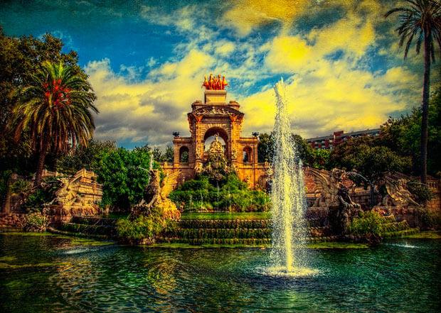 Обзорная Барселона – детская версия
