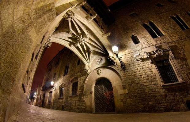 Привидения Барселоны