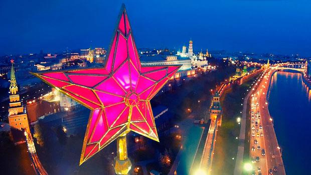 Популярные достопримечательности Москвы Россия что