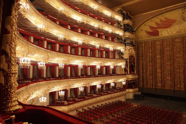 Театры в Москве