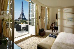 Уютные и романтичные отели в центре Парижа