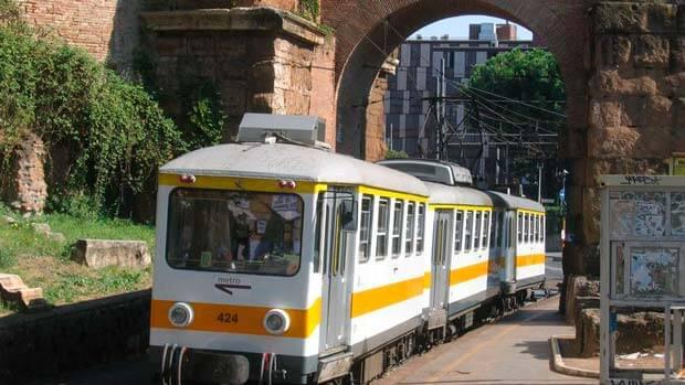 Экскурсия: По Риму на трамвае