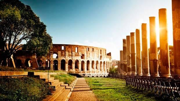 Экскурсия: По Риму с ветерком