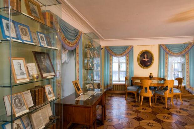 Квартиру Пушкина на Арбате