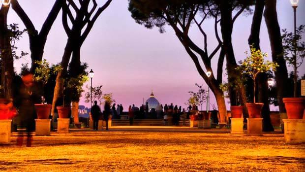 Другой Рим: пополнить список любимых мест в столице