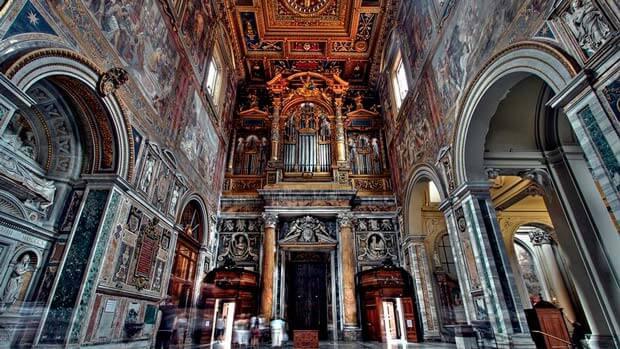Экскурсия: Прогулки по неизвестному Риму