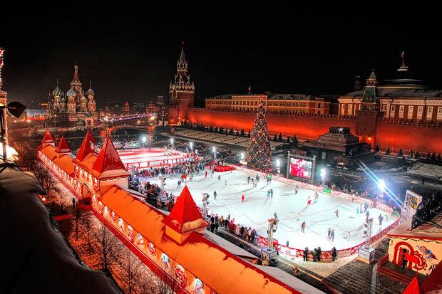Магия Красной площади для детей