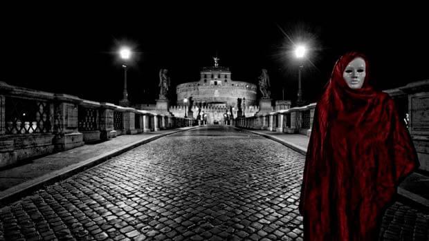 Экскурсия: Рим с приведениями