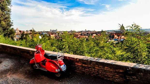 Экскурсия: Рим за 10 000 шагов