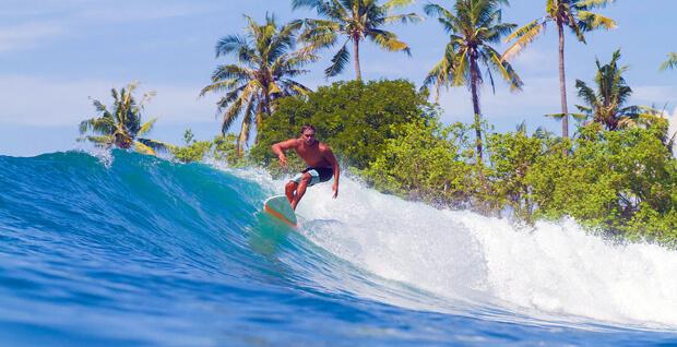 Серфинг Пхукет