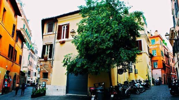 Экскурсия: Трастевере - настоящий дух Рима