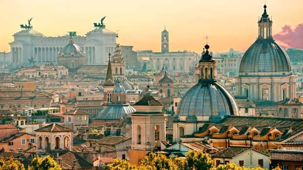 Экскурсия: Увидеть Рим и влюбиться