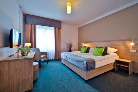 Atlantic Hotel 3*, Прага