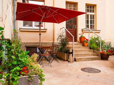 Cloister Inn Hotel 3*, Прага