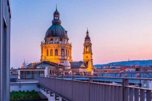 Отели в центре Будапешта 3 звезды