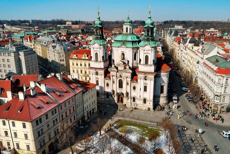Церковь святого Николая, Прага
