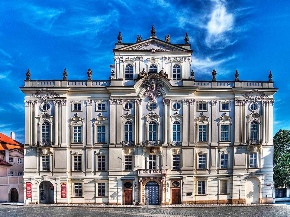 Градчанская площадь, Прага