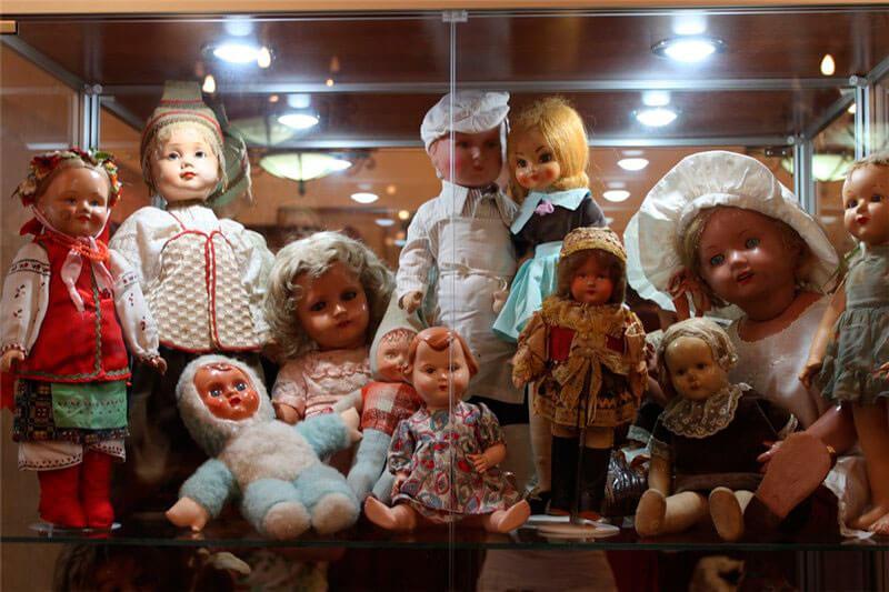 Частная галерея «Музей любимой игрушки», Коломна