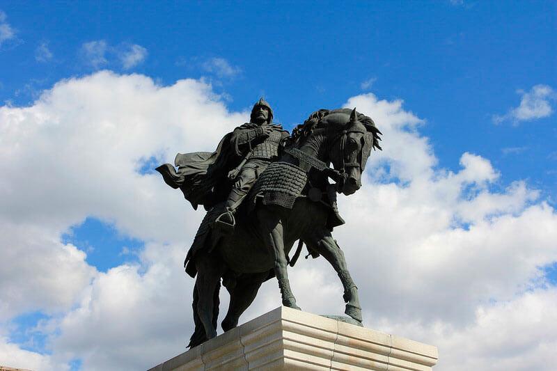Памятник Дмитрию Донскому, Коломна