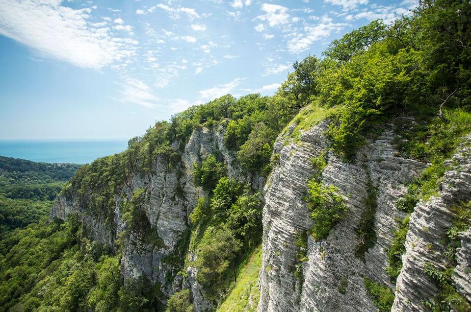 Орлиные скалы, Сочи