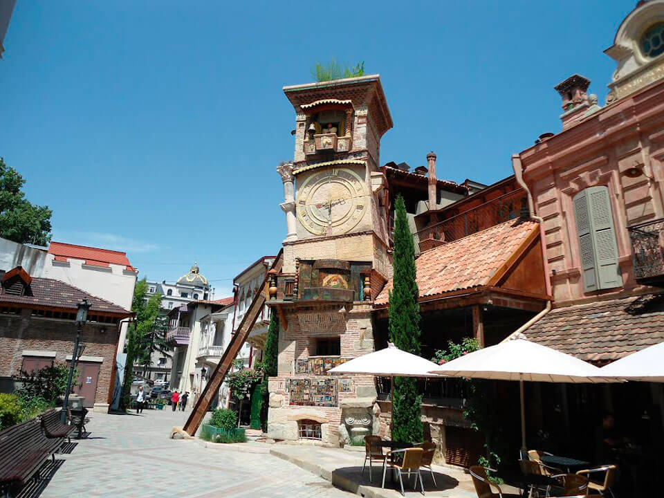 Что посмотреть в Тбилиси за 3 дня