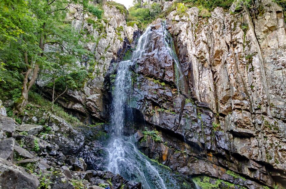 Боянский водопад, София, Болгария