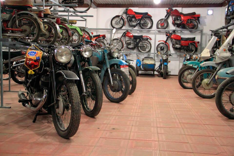 Тульский мотоциклетный музей «Мото-Авто-Арт»