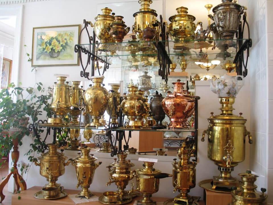 Музей самоваров, Тула