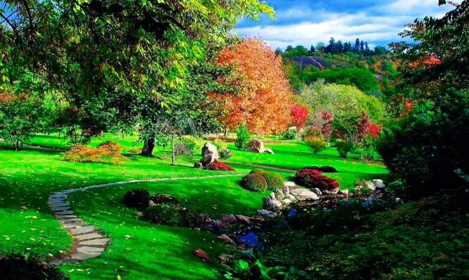 Королевский ботанический сад, Эдинбург