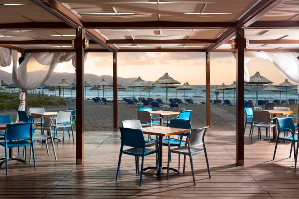 Agapi Beach Resort Premium All Inclusive 4*, Крит