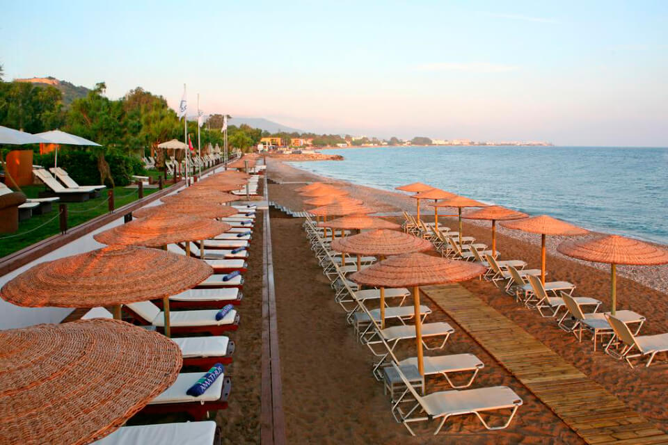 Amathus Beach Hotel Rhodes 5*, Родос