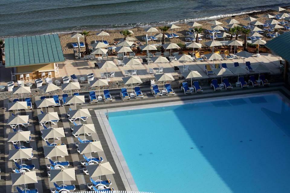 Arina Beach Hotel 4*, Крит