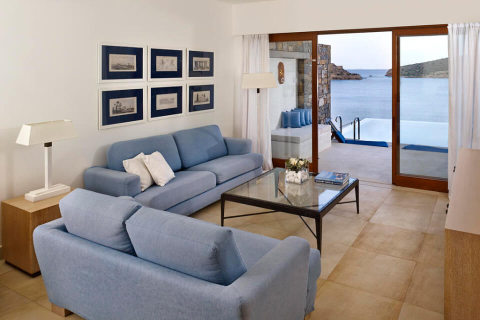Blue Palace, a Luxury Collection Resort and Spa, Crete 5*, Крит