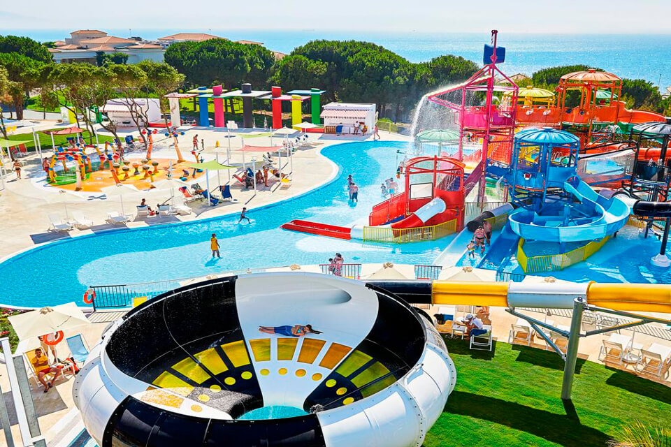 Grecotel Olympia Riviera and Aqua Park 5*, Греция