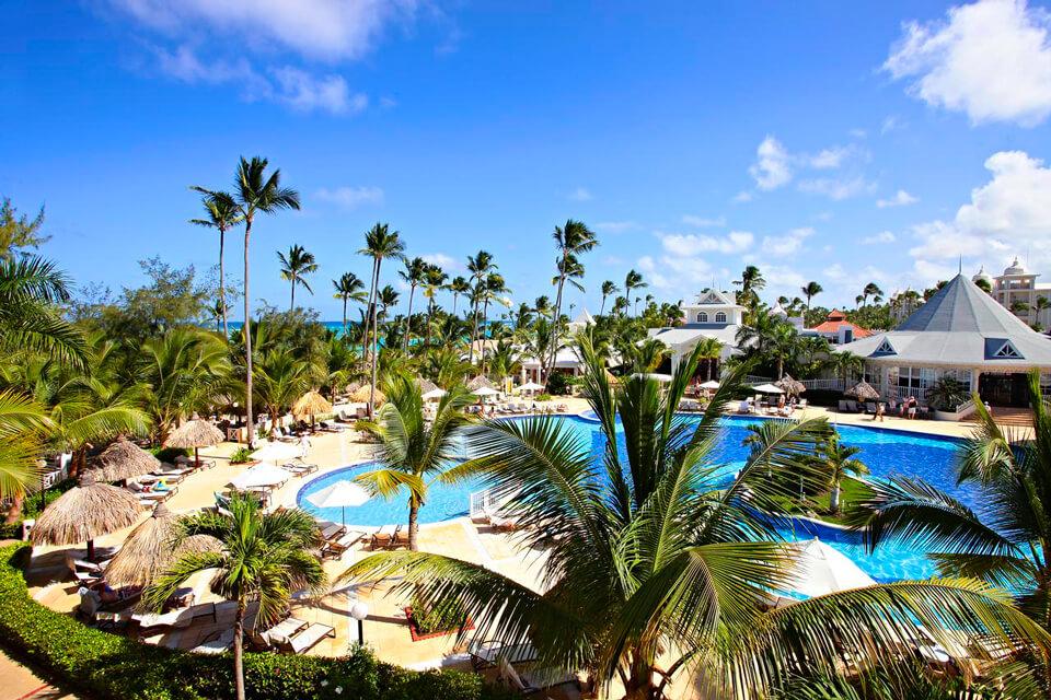 Туры в Доминикану на 8-10 ночей, 2взр+1реб, отели 3-5*, все включено от 129 932 руб за ТРОИХ — май, июнь
