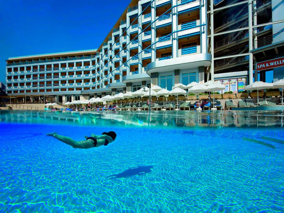 Туры в Турцию на 14 ночей, отели 4-5*, все включено от 78 062 руб за ДВОИХ — июль