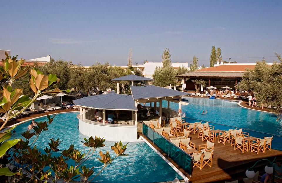Туры на Родос (Греция) на 7 ночей, отели 3-5*, все включено от 63 677 руб за ДВОИХ — август