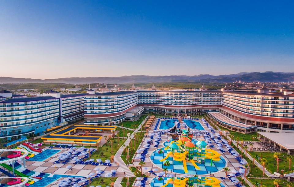 Туры в Турцию на 9 ночей, 2взр+1реб, отели 4-5*, все включено от 51 060 руб за ТРОИХ — август
