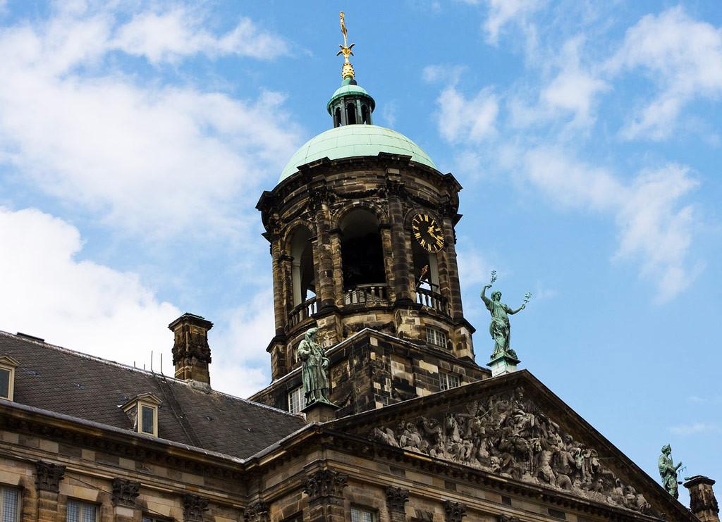 Амстердам королевский дворец