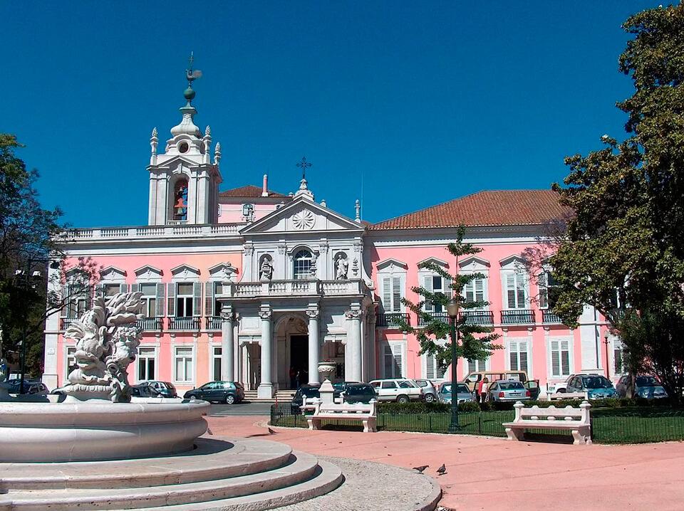 Беленский дворец, Лиссабон