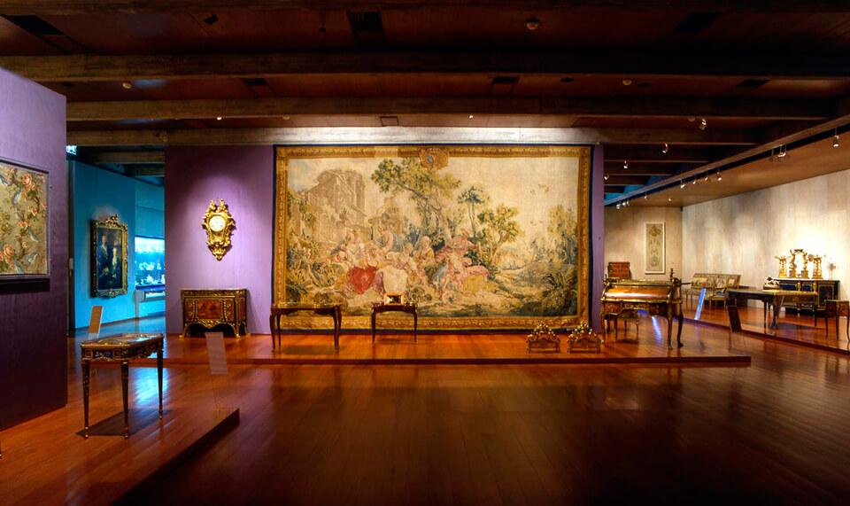 Музей Галуста Гюльбенкяна, Лиссабон