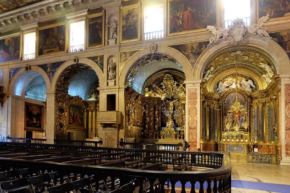 Церковь Святого Роха, Лиссабон