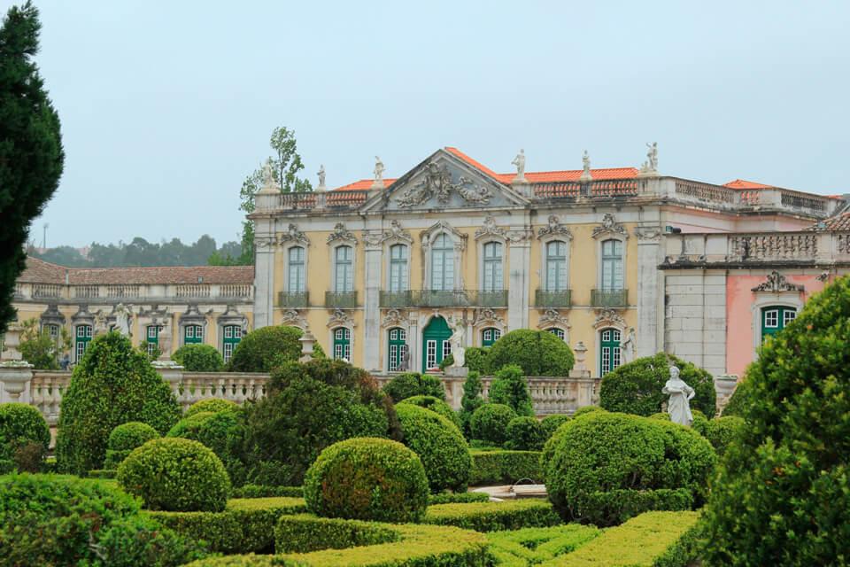 Дворец Ажуда, Лиссабон
