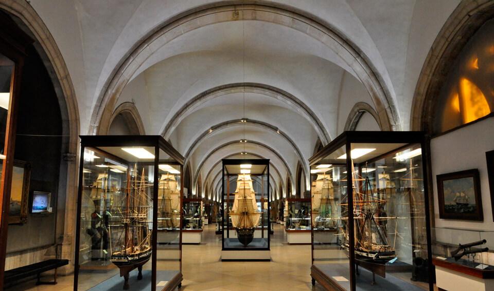 Морской музей, Лиссабон